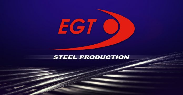 EGT Steel Production