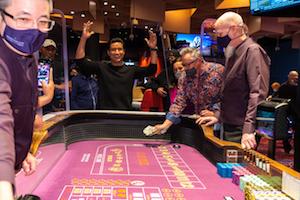 The new Mohegan Sun Casino