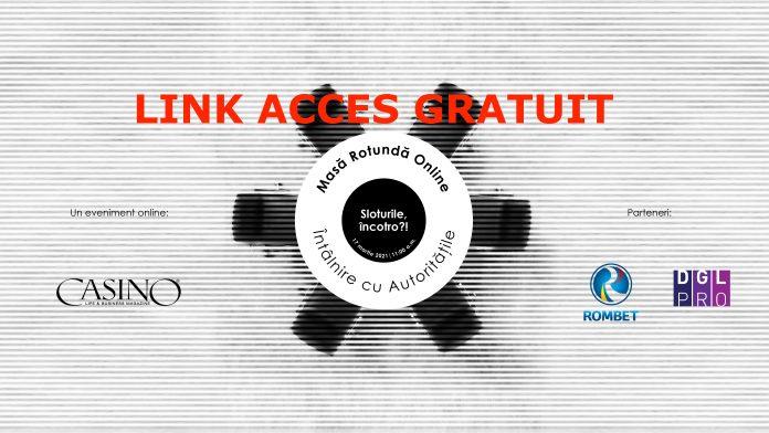 Linkul de acces