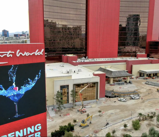 A Las Vegas casino