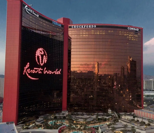 High-tech casino