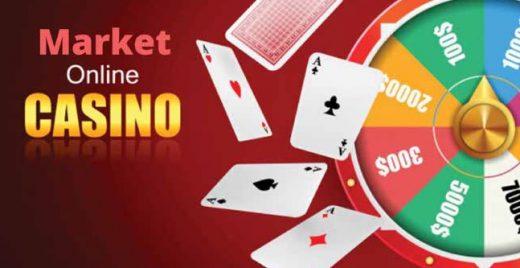 casino online market