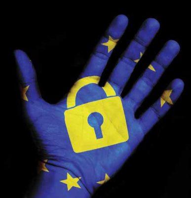 perlindungan data