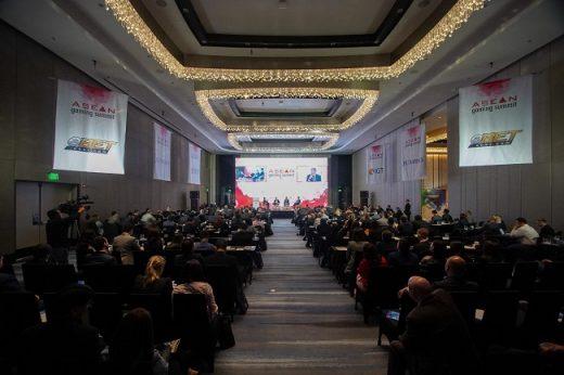 Ruang Konferensi KTT Gaming ASEAN